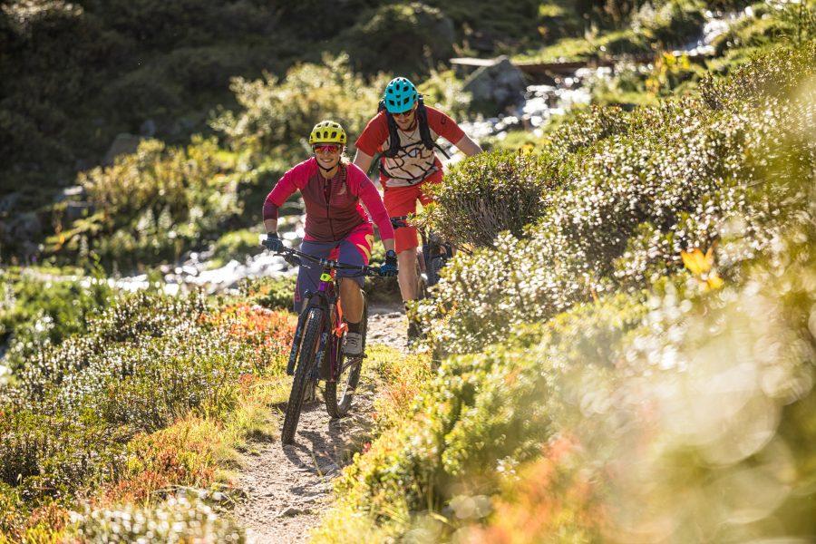 Bike Hotel Sport Lodge Klosters Trail Spass