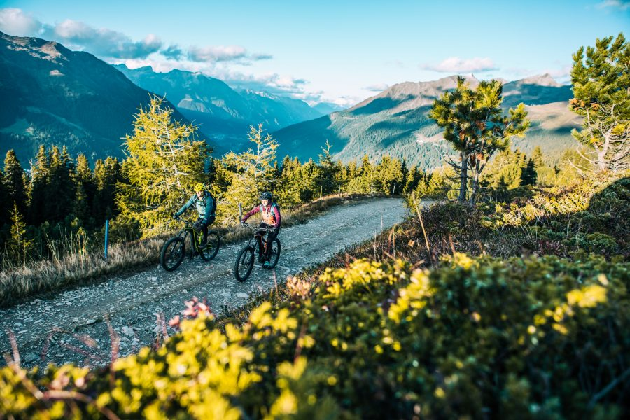 Bike Region Ischgl Gamperthunalp Bike Tour