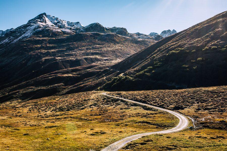Bike Region Ischgl Silvretta Stausee