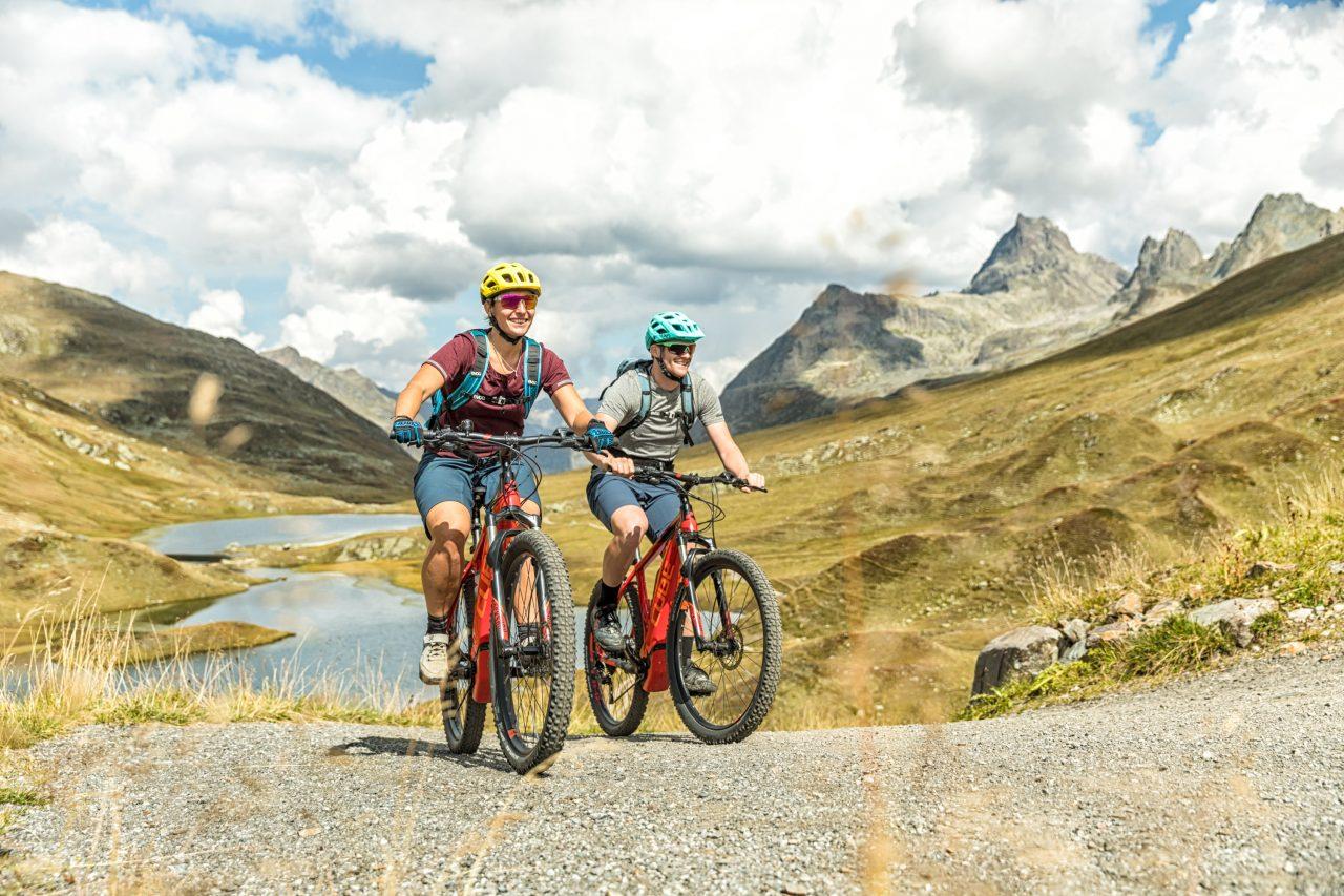 Bike Urlaub in Montafon-74