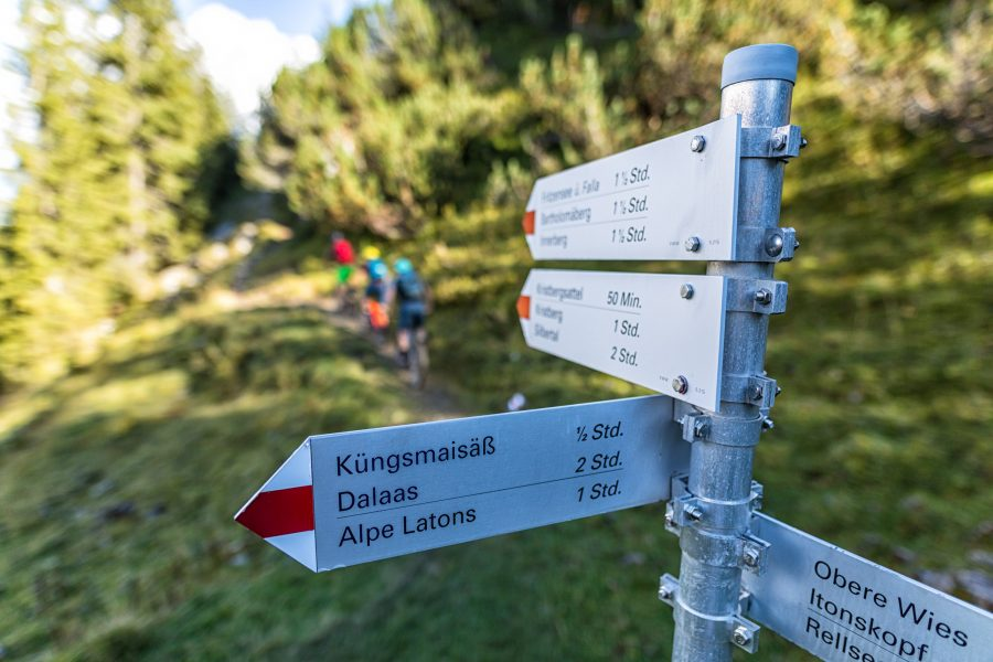 Bike Urlaub in Montafon