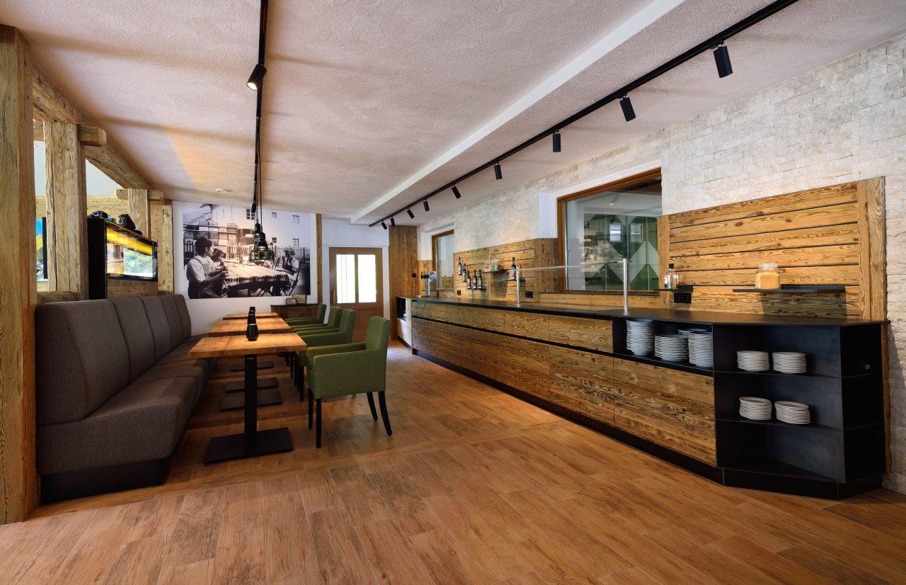 Mountainbike Hotel Waldruhe Restaurant