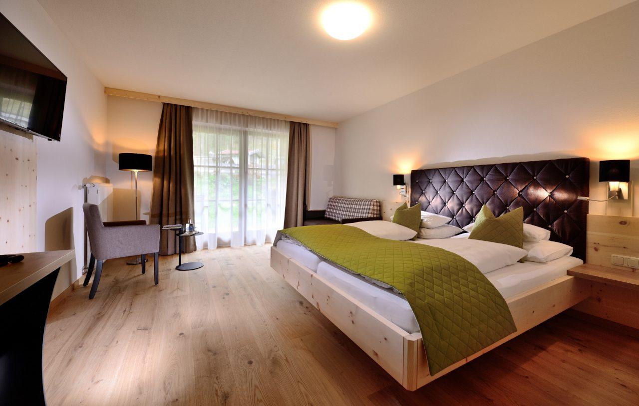 Mountainbike Hotel Waldruhe Zimmer 2