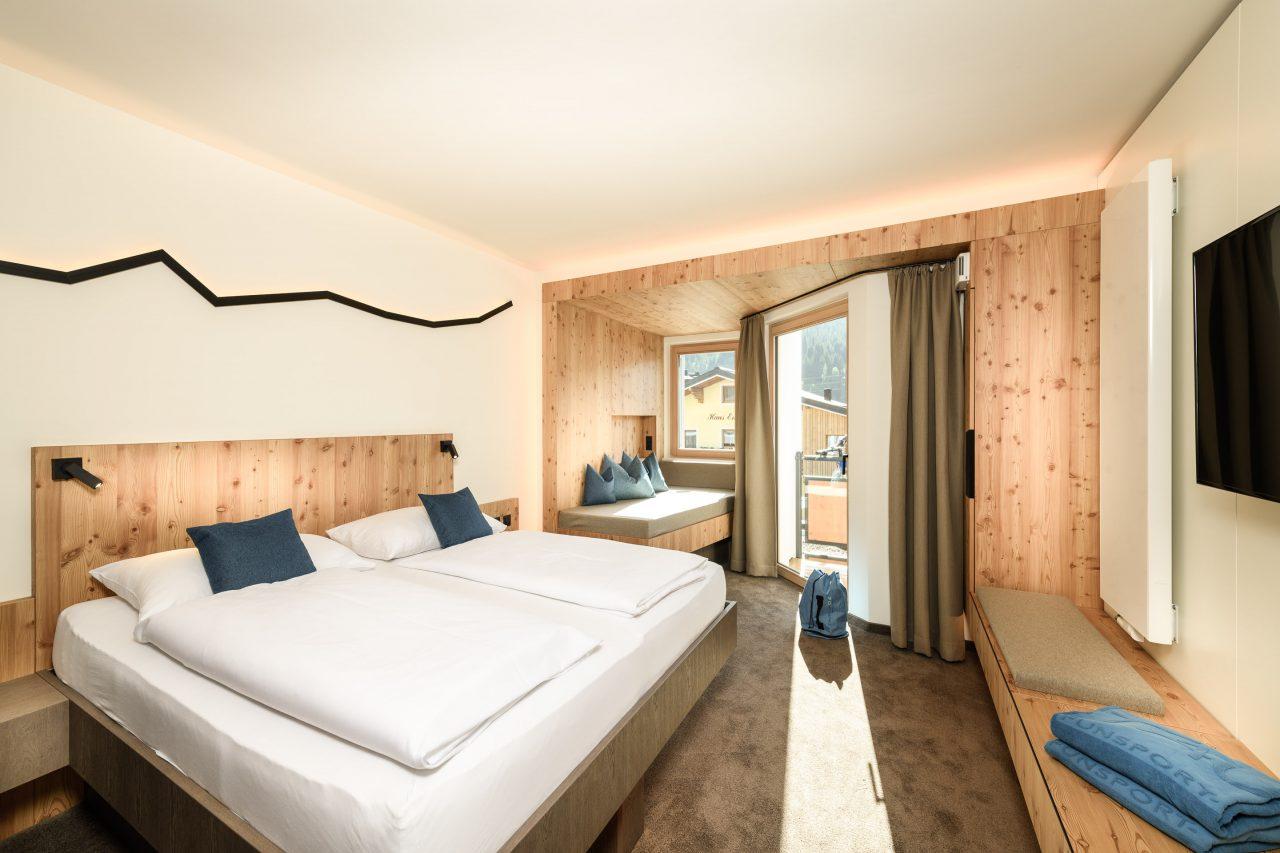 Tauernhof Flachau Doppelzimmer