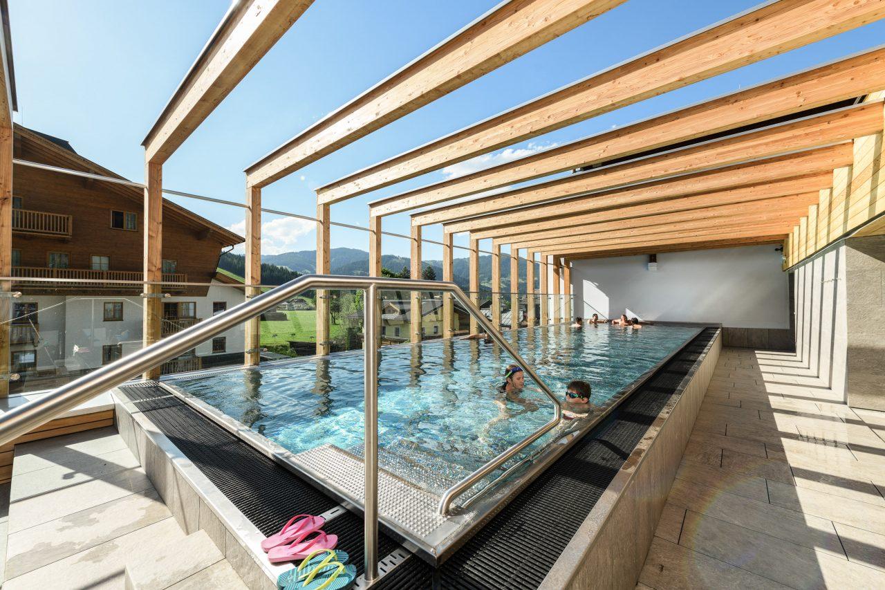Tauernhof Flachau Pool