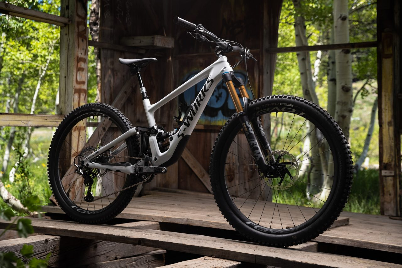 TEST: SPECIALIZED S-WORKS Enduro 2020 – First Ride