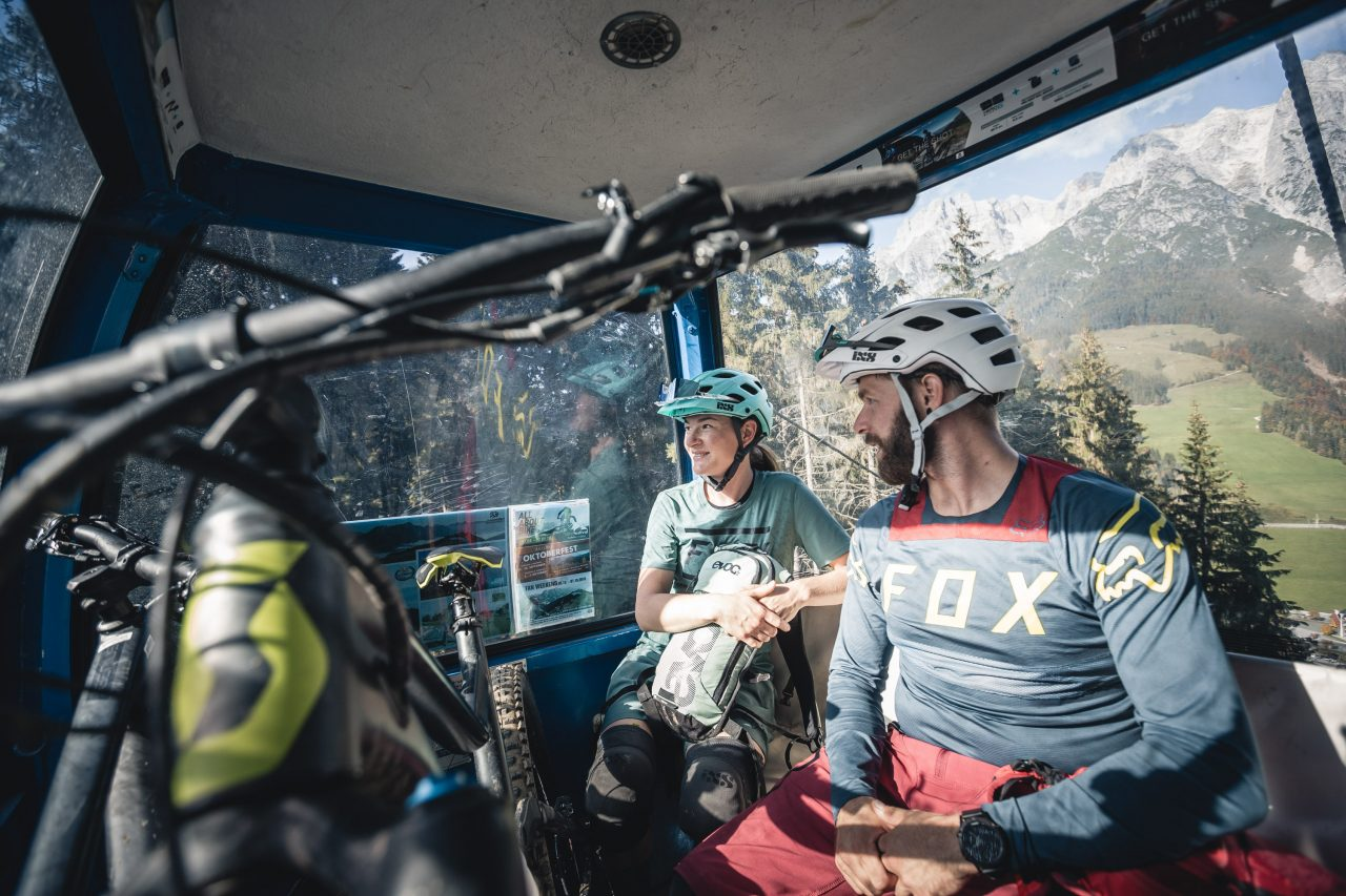 THE EPIC BIKEPARK LEOGANG