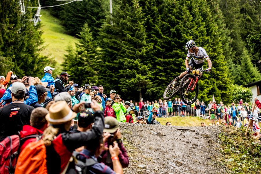 UCI Mountain Bike World Cup 2019 in Lenzerheide