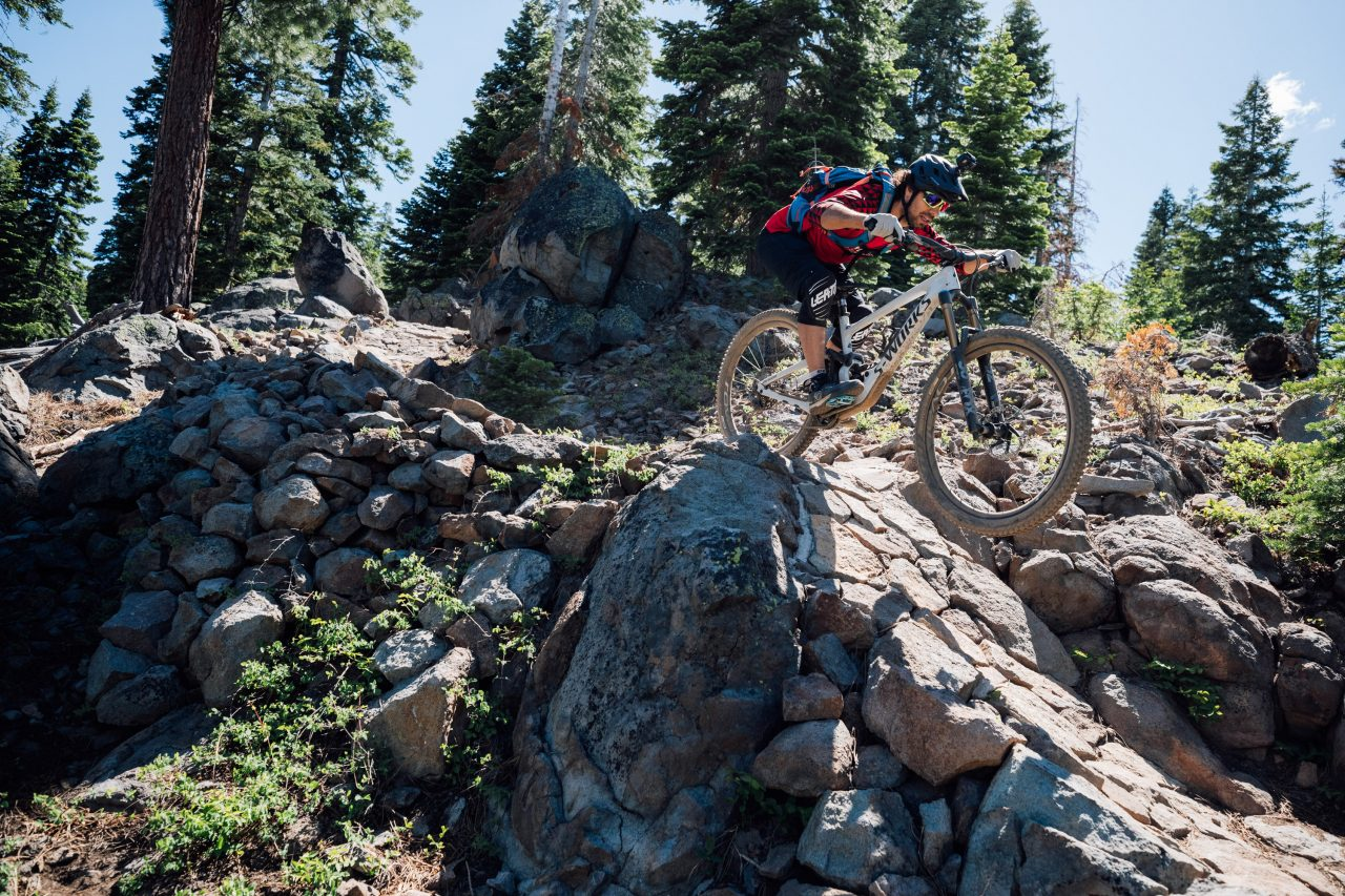 Test: Specialized S-Works Enduro