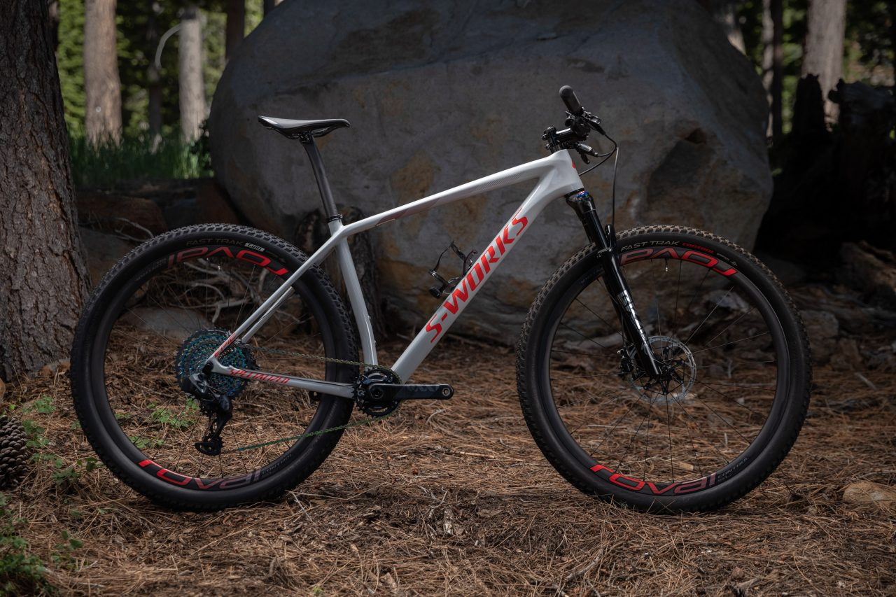 TEST: SPECIALIZED EPIC CARBON HARDTAIL 2020 – FIRST RIDE