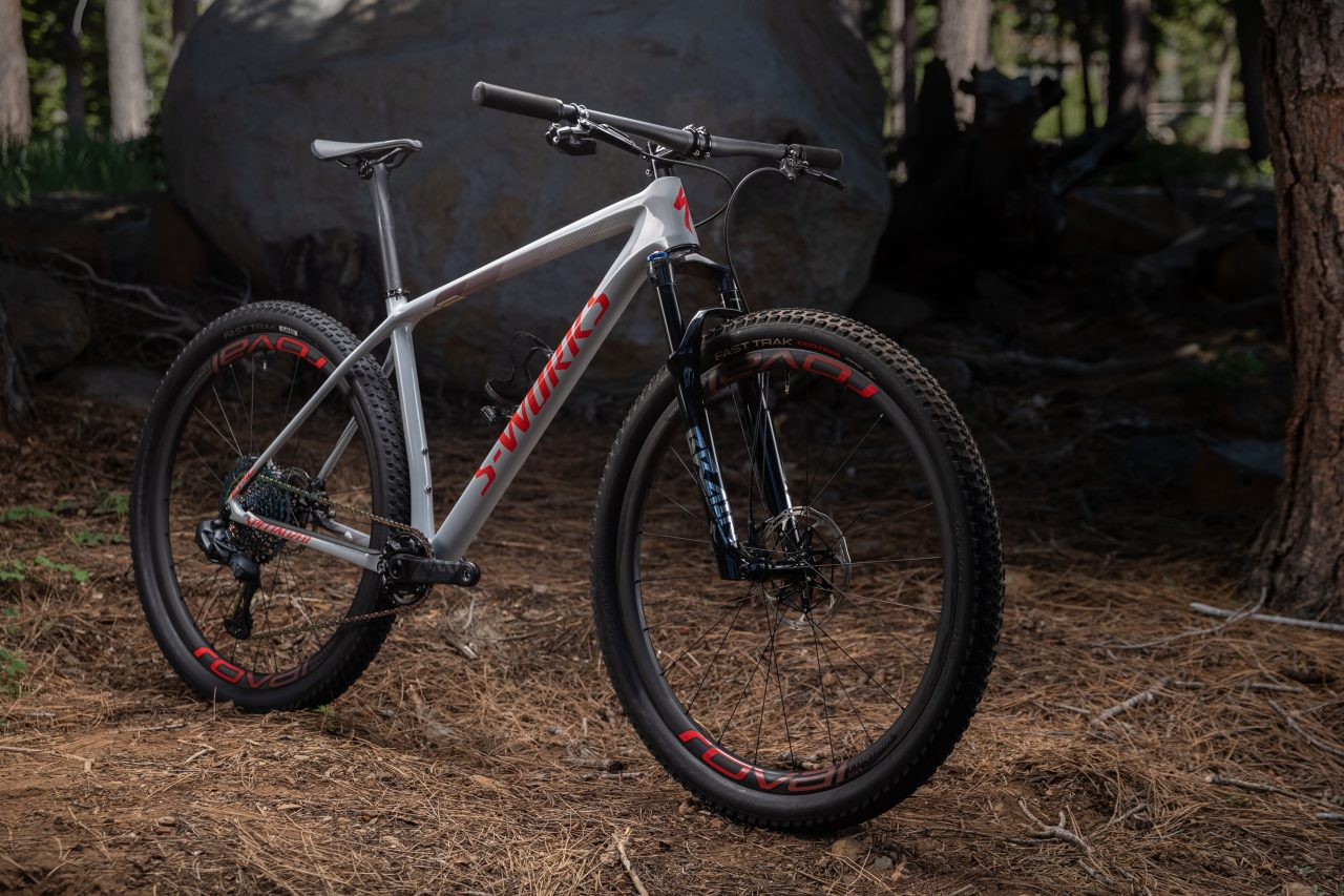 Test: Specialized EPIC HT S-Works, Peter Denk