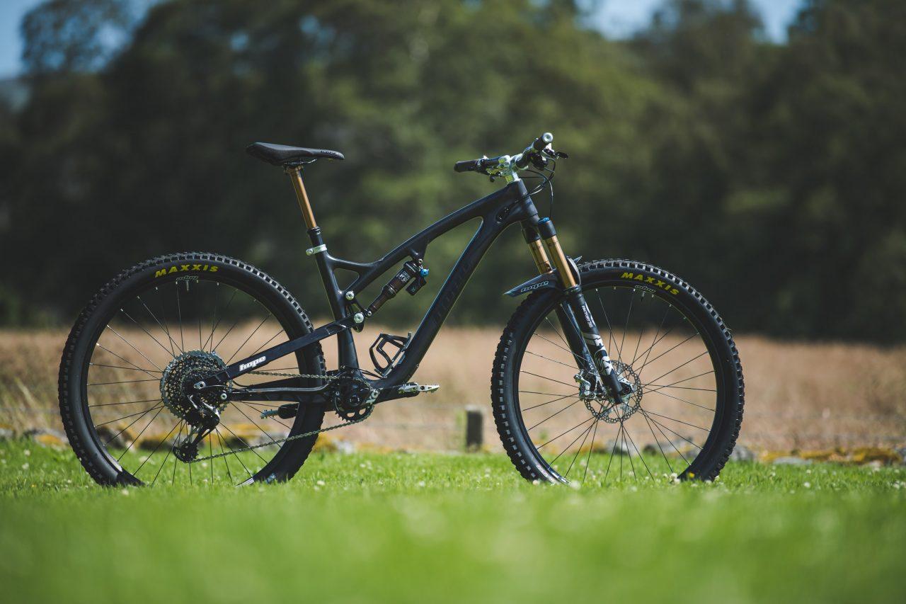 Hope HB 130 Komplettbike
