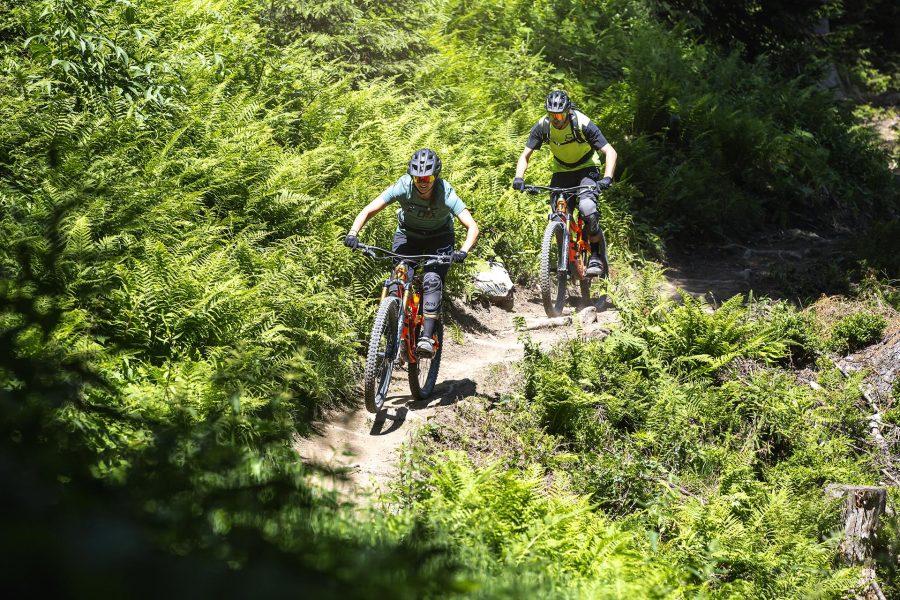 Epic Bikepark Leogang - verlängerte Öffnungszeiten