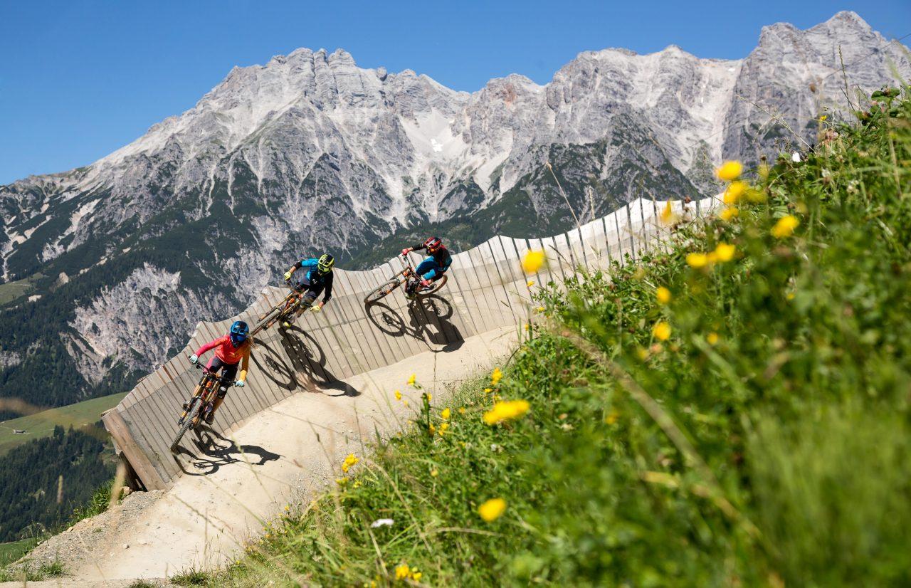 Epic Bikepark Leogang – verlängerte Öffnungszeiten