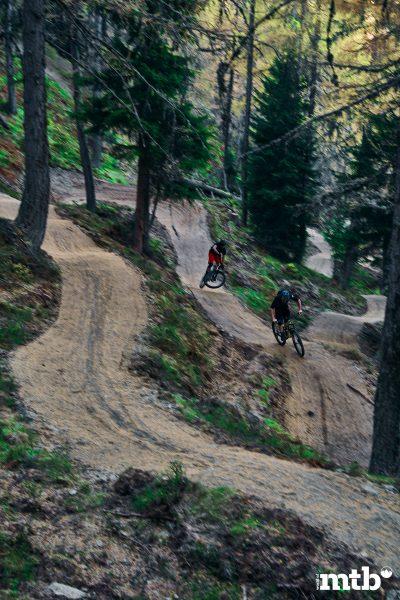 Bikepark Planai Schladming Flow Trail