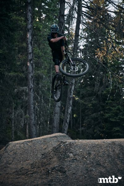 Bikepark Planai Schladming Jumpline