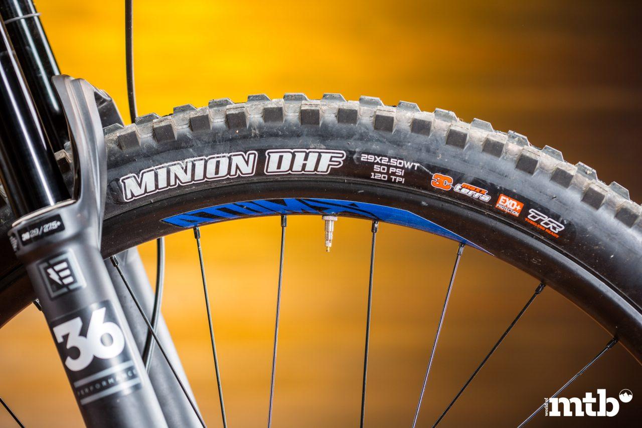 Test: BH Bikes AtomX Lynx 6 Pro-S E-Bike 2020 Reifen