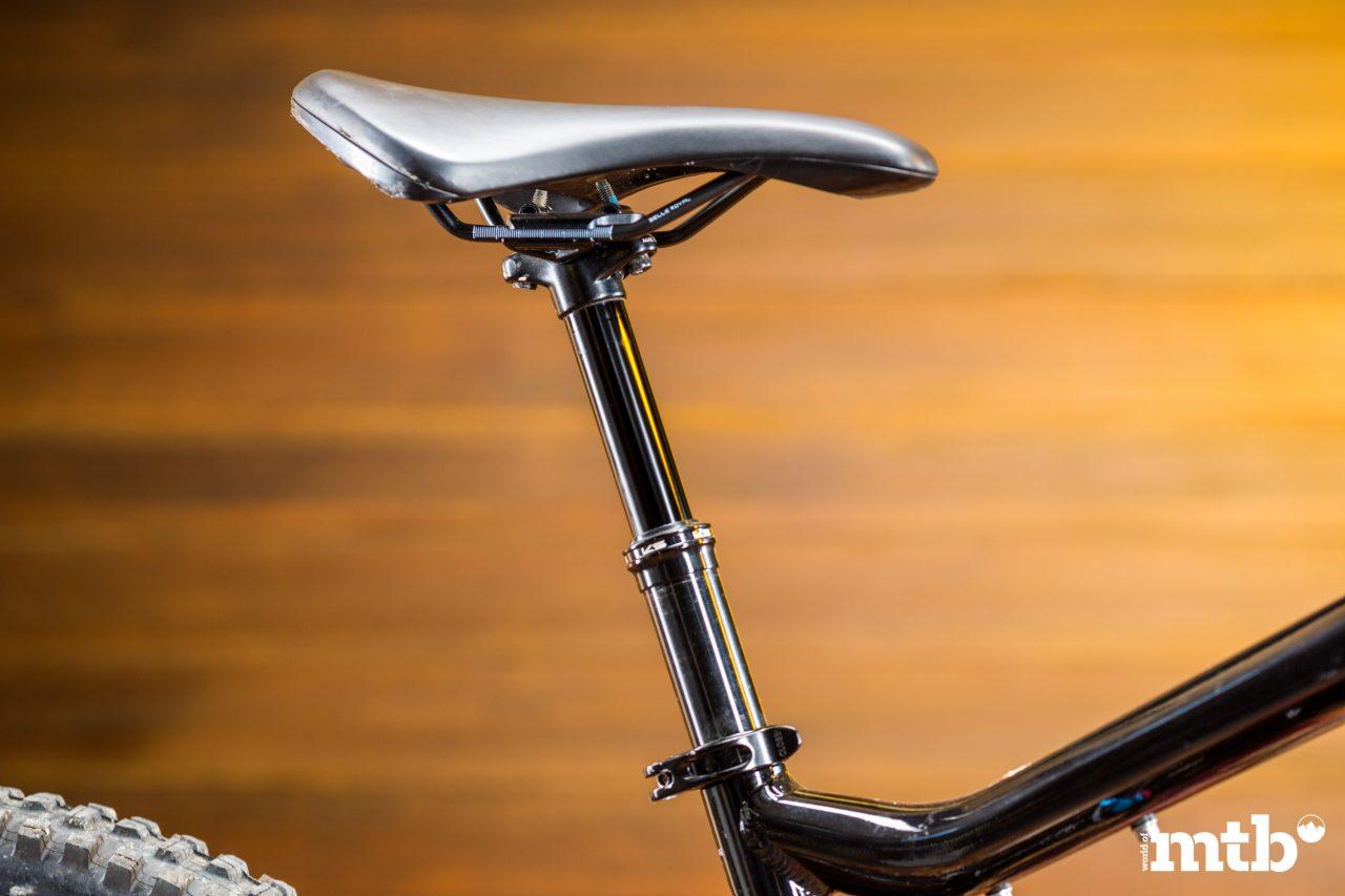 Test: BH Bikes AtomX Lynx 6 Pro-S E-Bike 2020 Variostütze