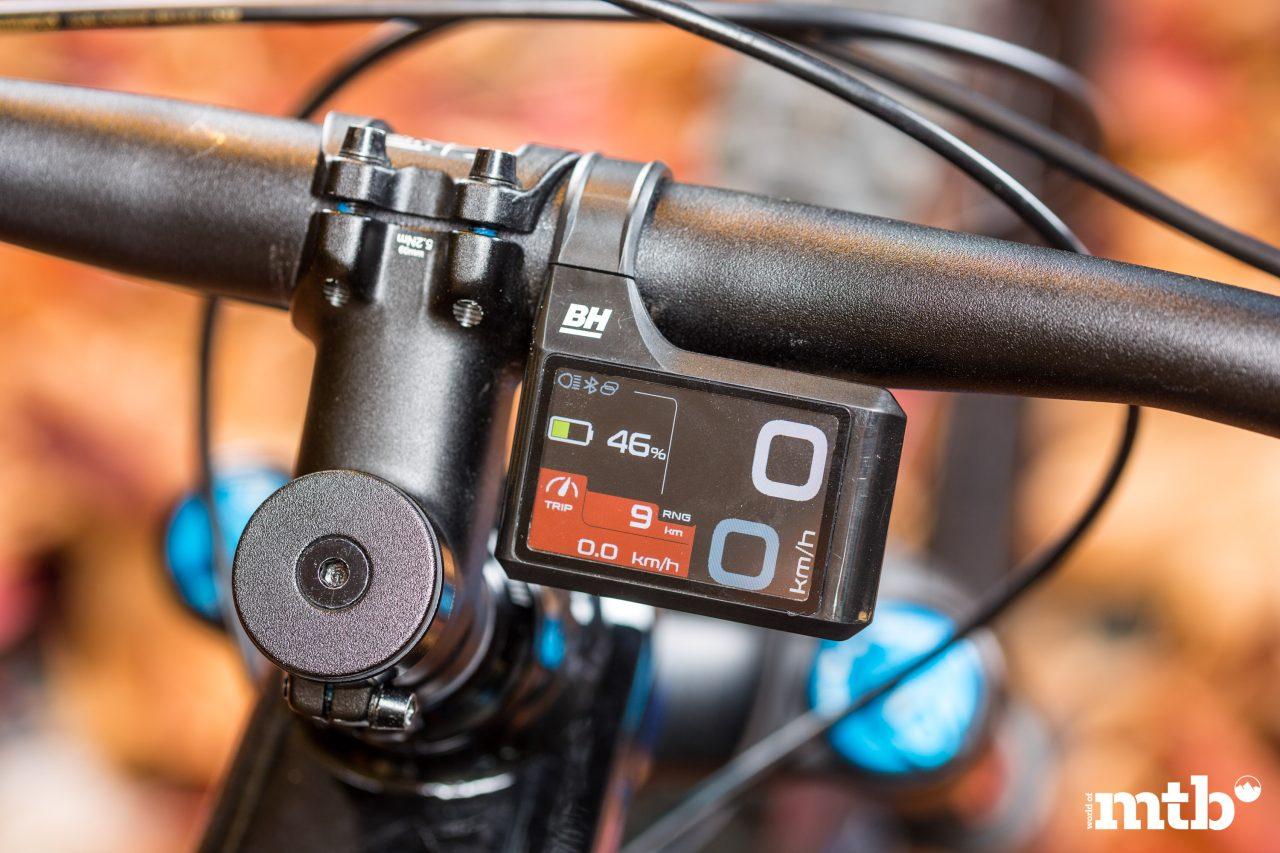 Test: BH Bikes AtomX Lynx 6 Pro-S E-Bike 2020 Display