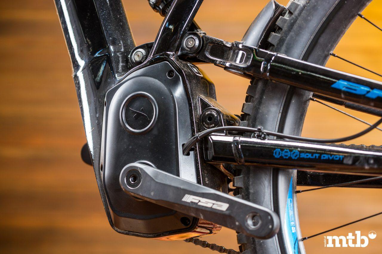 Test: BH Bikes AtomX Lynx 6 Pro-S E-Bike 2020 Motor