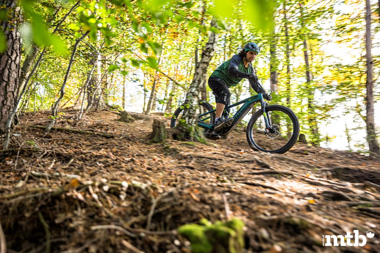 Test: Bmc Trailfox Amp One E-Bike 2020
