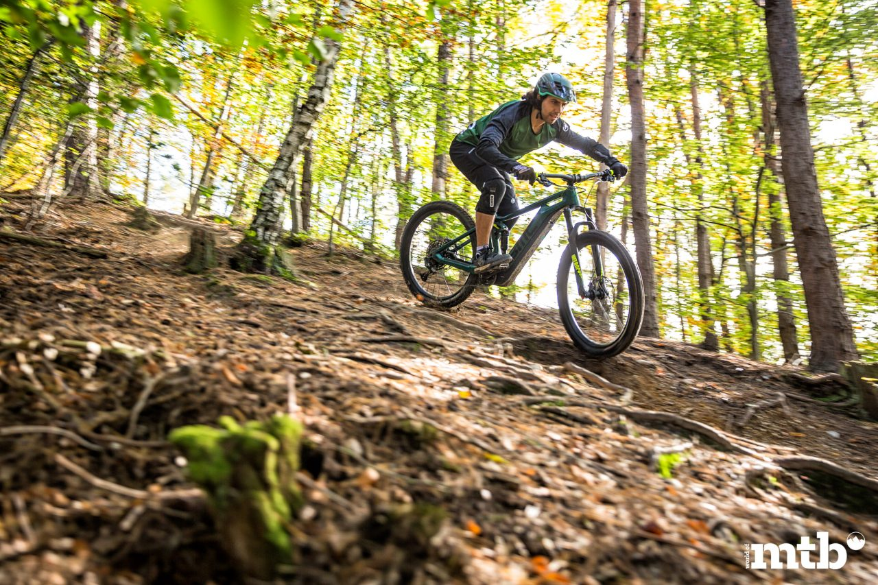 Test: Bmc Trailfox Amp One E-Bike 2020