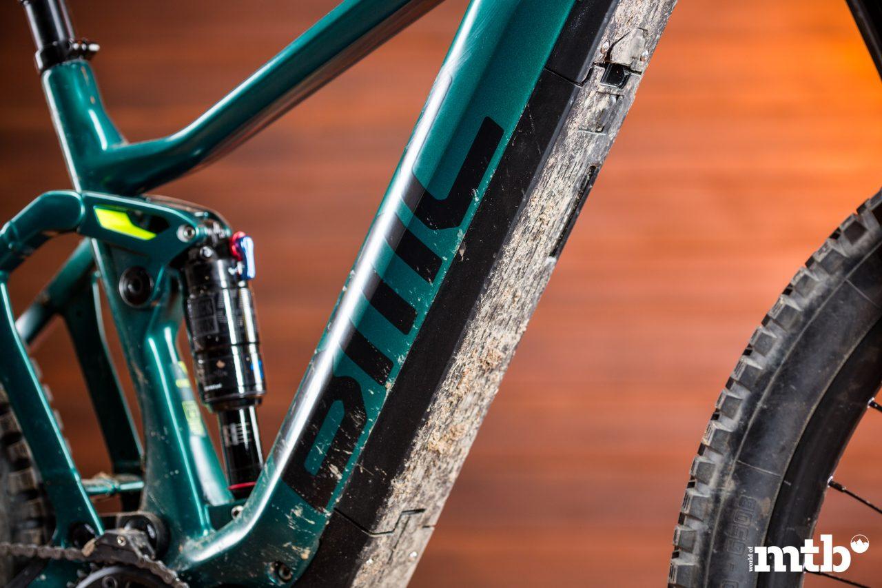 Test: Bmc Trailfox Amp One E-Bike 2020 Akku