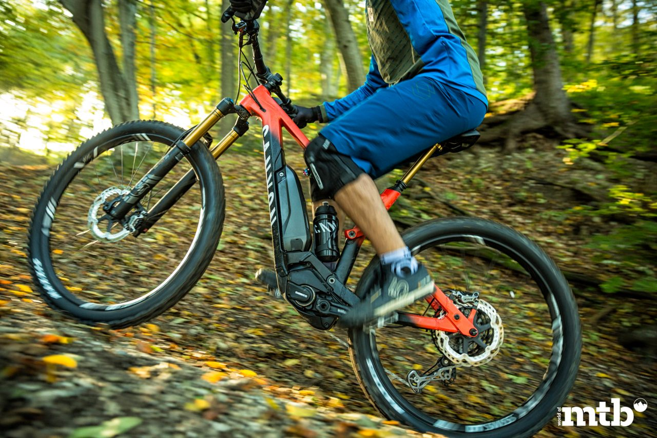 Test: Canyon Spectral:ON 9.0 E-Bike 2020