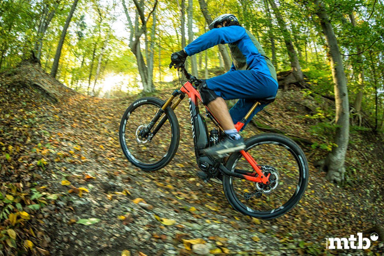 Test: Canyon Spectral:ON 9.0 E-Bike 2020