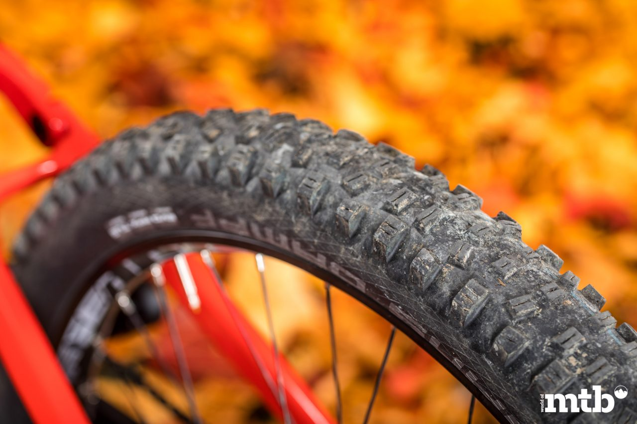 Test: Conway Xyron 727 Carbon E-Bike 2020 Reifen