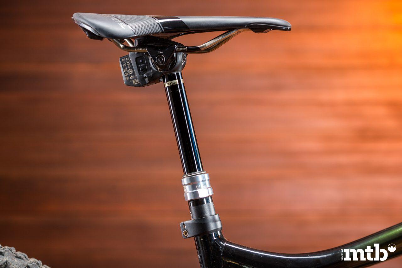 Test: Giant Reign E+ 0 Pro E-Bike 2020 Variostütze