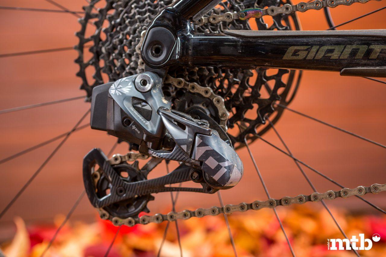Test: Giant Reign E+ 0 Pro E-Bike 2020 Schaltung