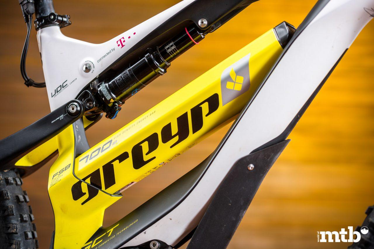 Test: Greyp G6.2 Expert FS E-Bike 2020 Akku