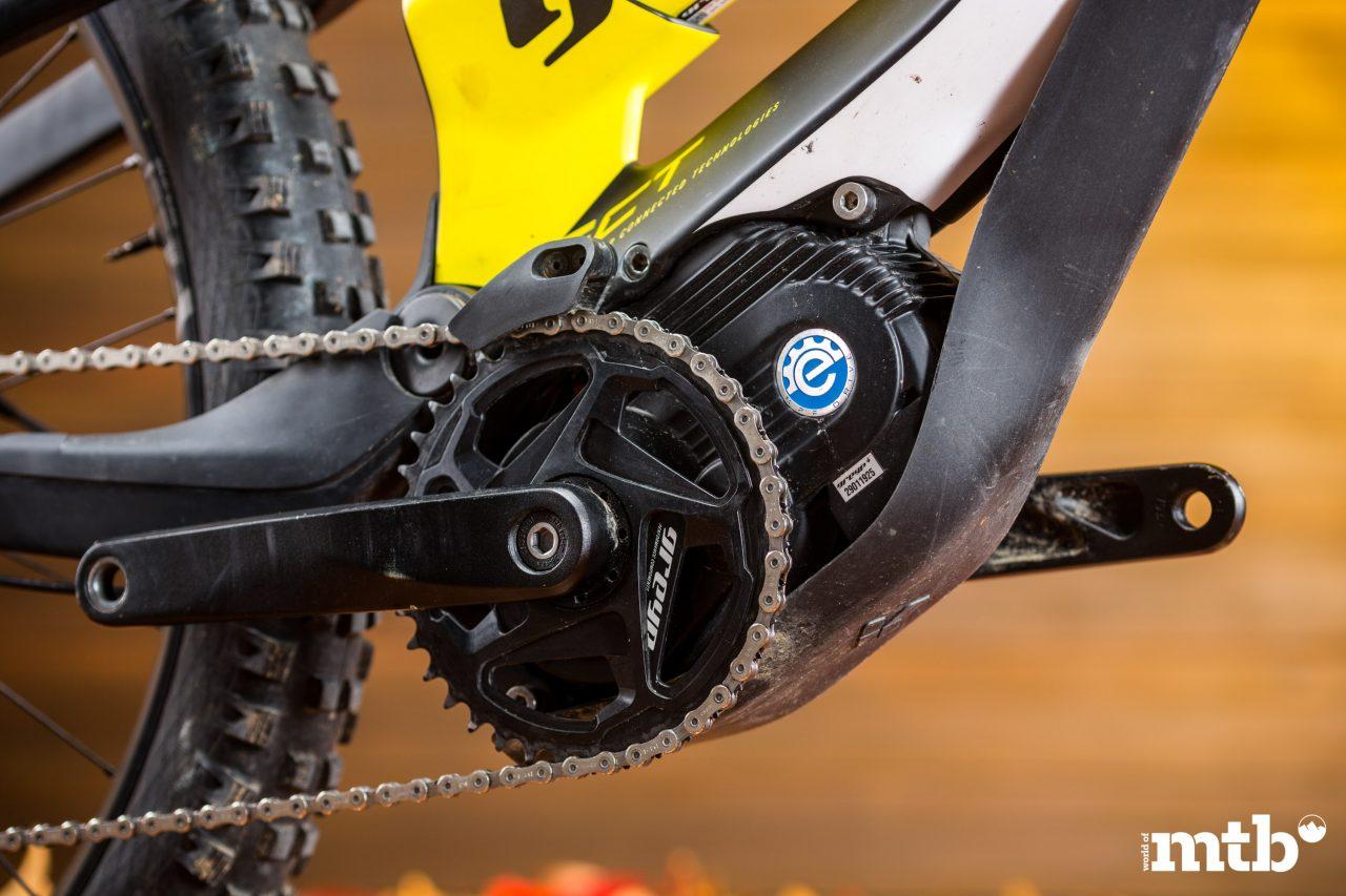 Test: Greyp G6.2 Expert FS E-Bike 2020 Motor