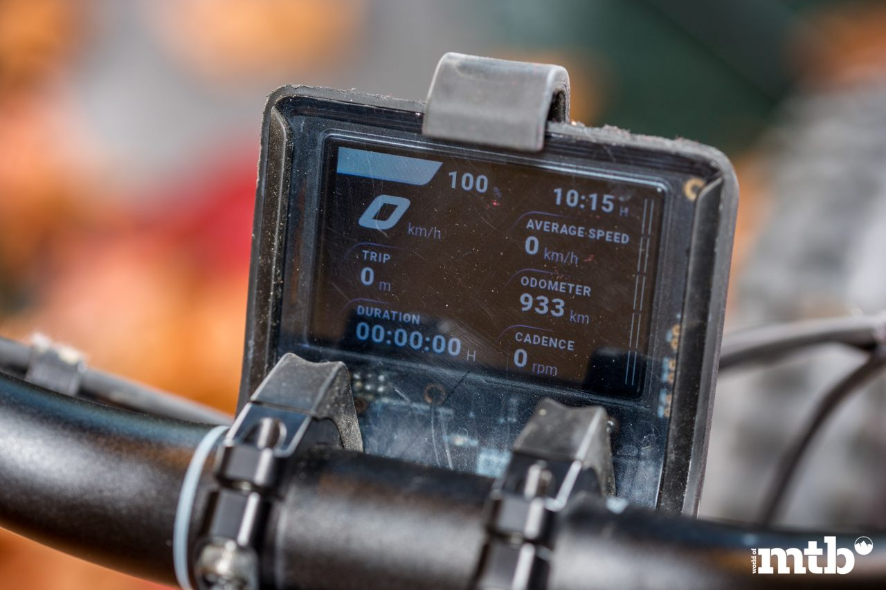 Test: Greyp G6.2 Expert FS E-Bike 2020 Display