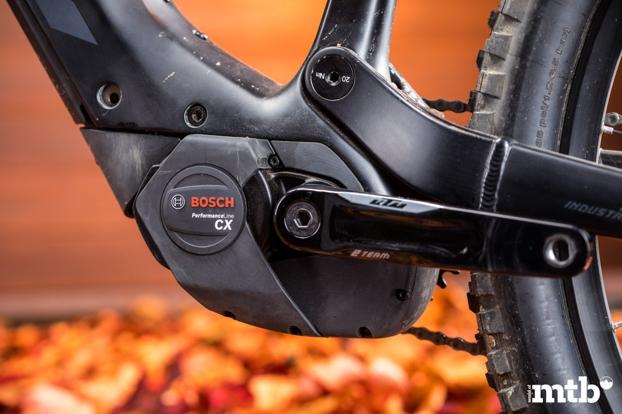 Test: Ktm Macina Kapoho Master E-Bike 2020 Motor