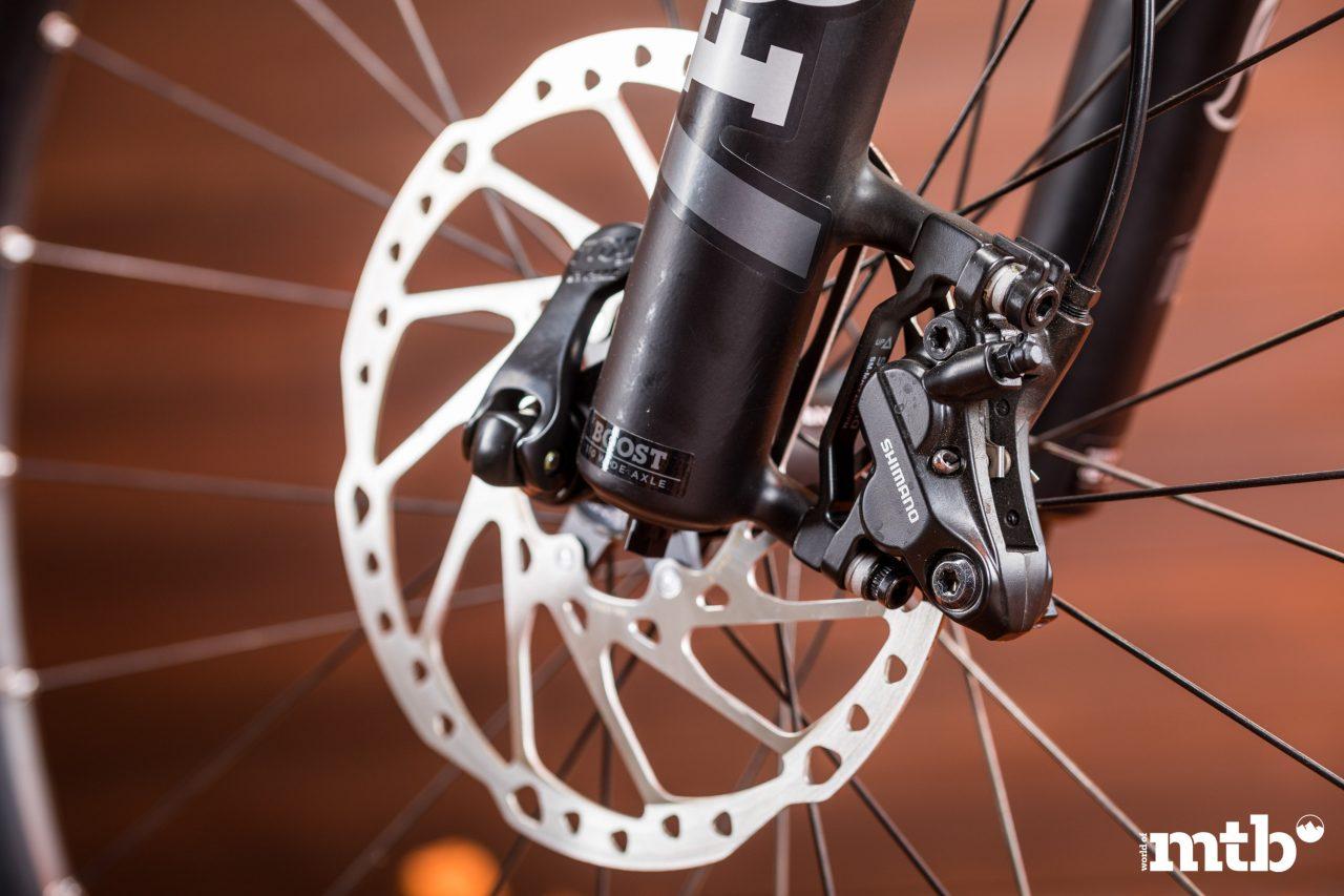 Test: Ktm Macina Kapoho Master E-Bike 2020 Bremse