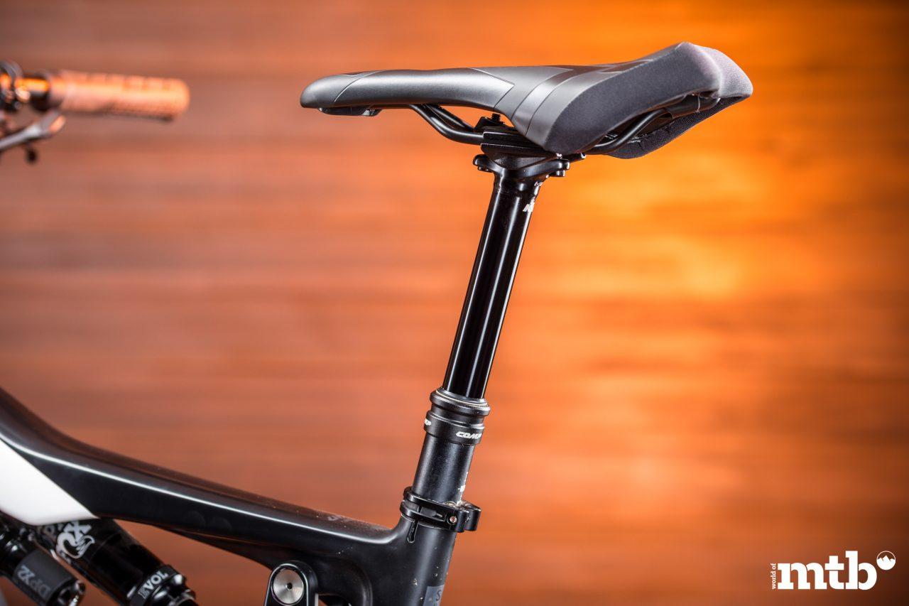 Test: Ktm Macina Kapoho Master E-Bike 2020 Variostütze