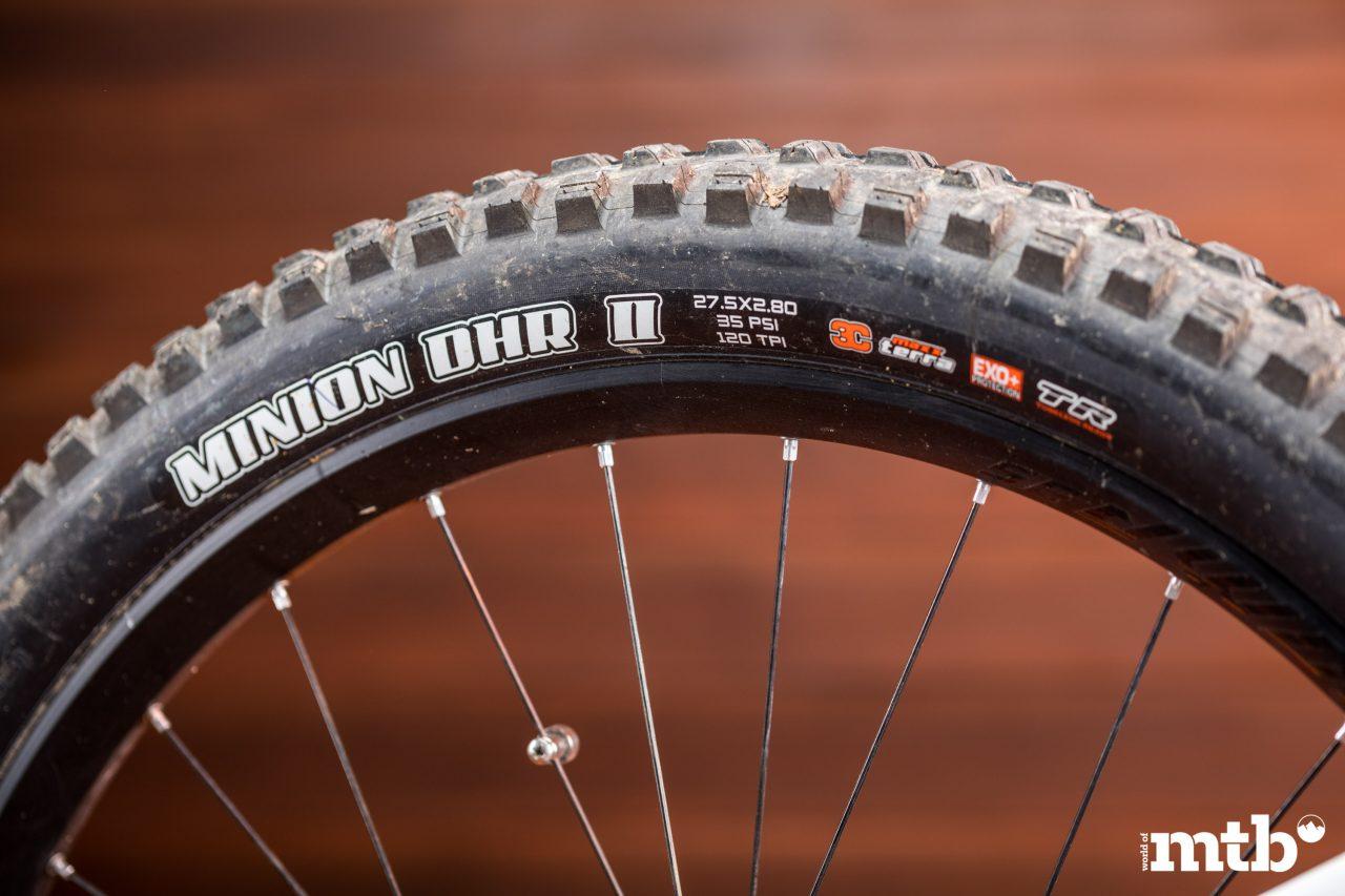 Test: Ktm Macina Kapoho Master E-Bike 2020 Reifen