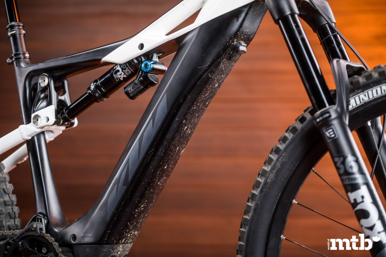 Test: Ktm Macina Kapoho Master E-Bike 2020 Akku