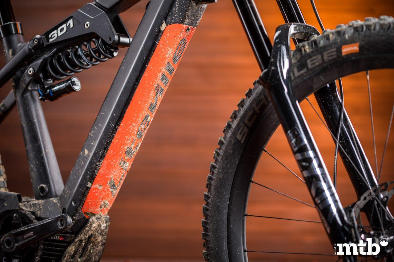 Test: Liteville 301 CE MK1 E-Bike 2020 Akku