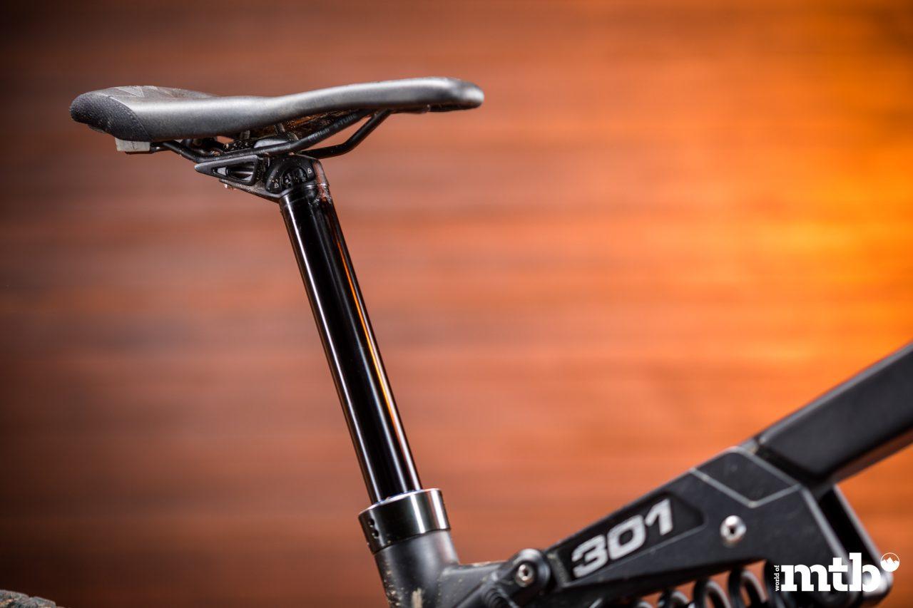 Test: Liteville 301 CE MK1 E-Bike 2020 Variostütze