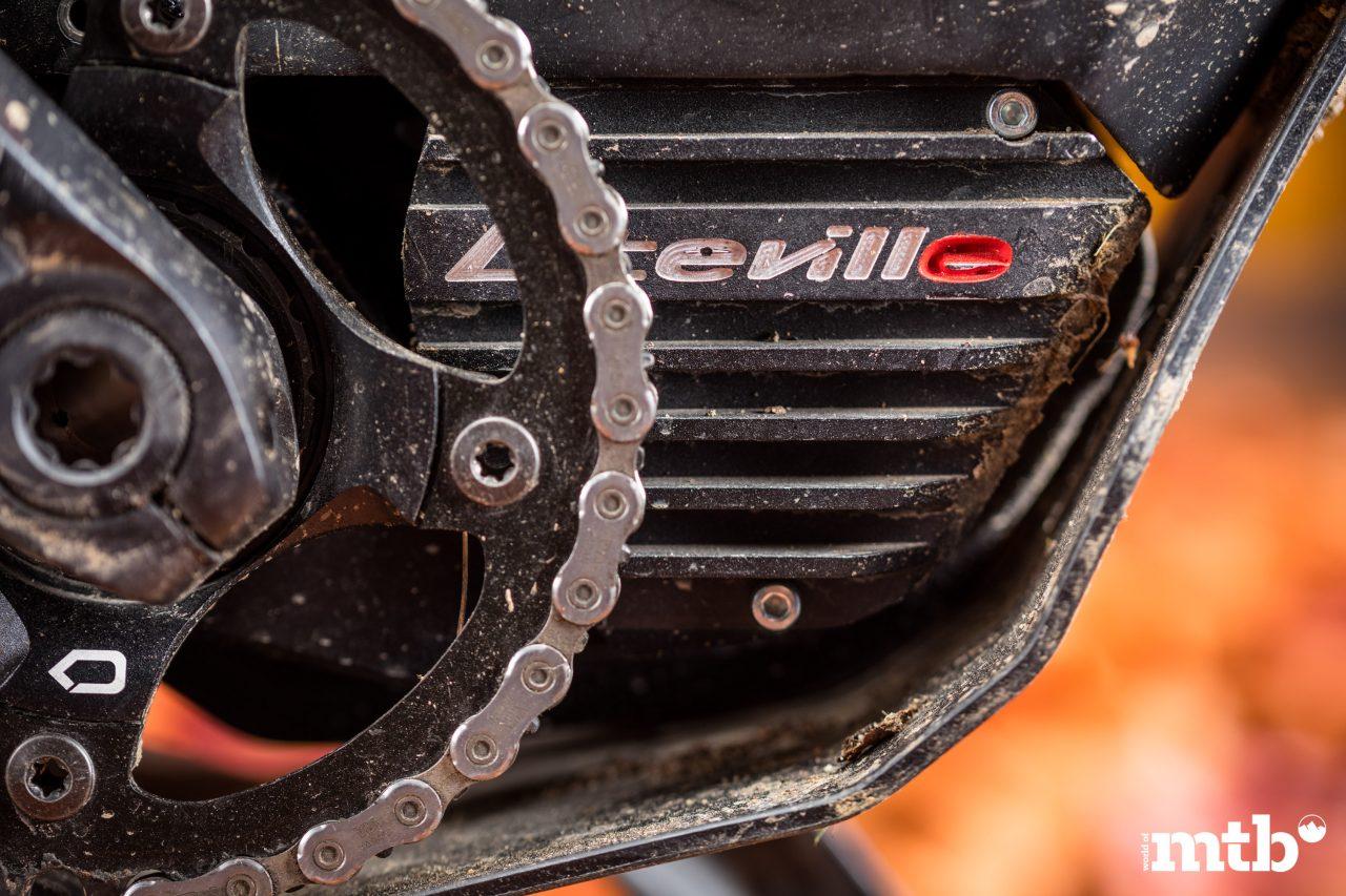 Test: Liteville 301 CE MK1 E-Bike 2020 Motor