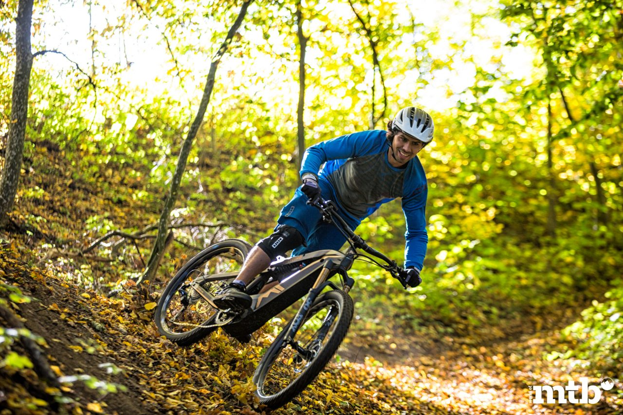 Test: M1 Das Spitzing Evolution Bobby Root Edition E-Bike 2020
