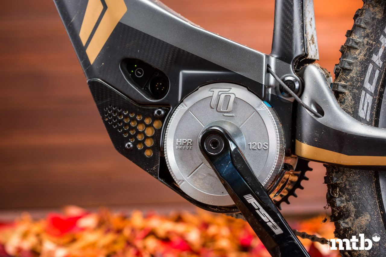 Test: M1 Das Spitzing Evolution Bobby Root Edition E-Bike 2020 Motor
