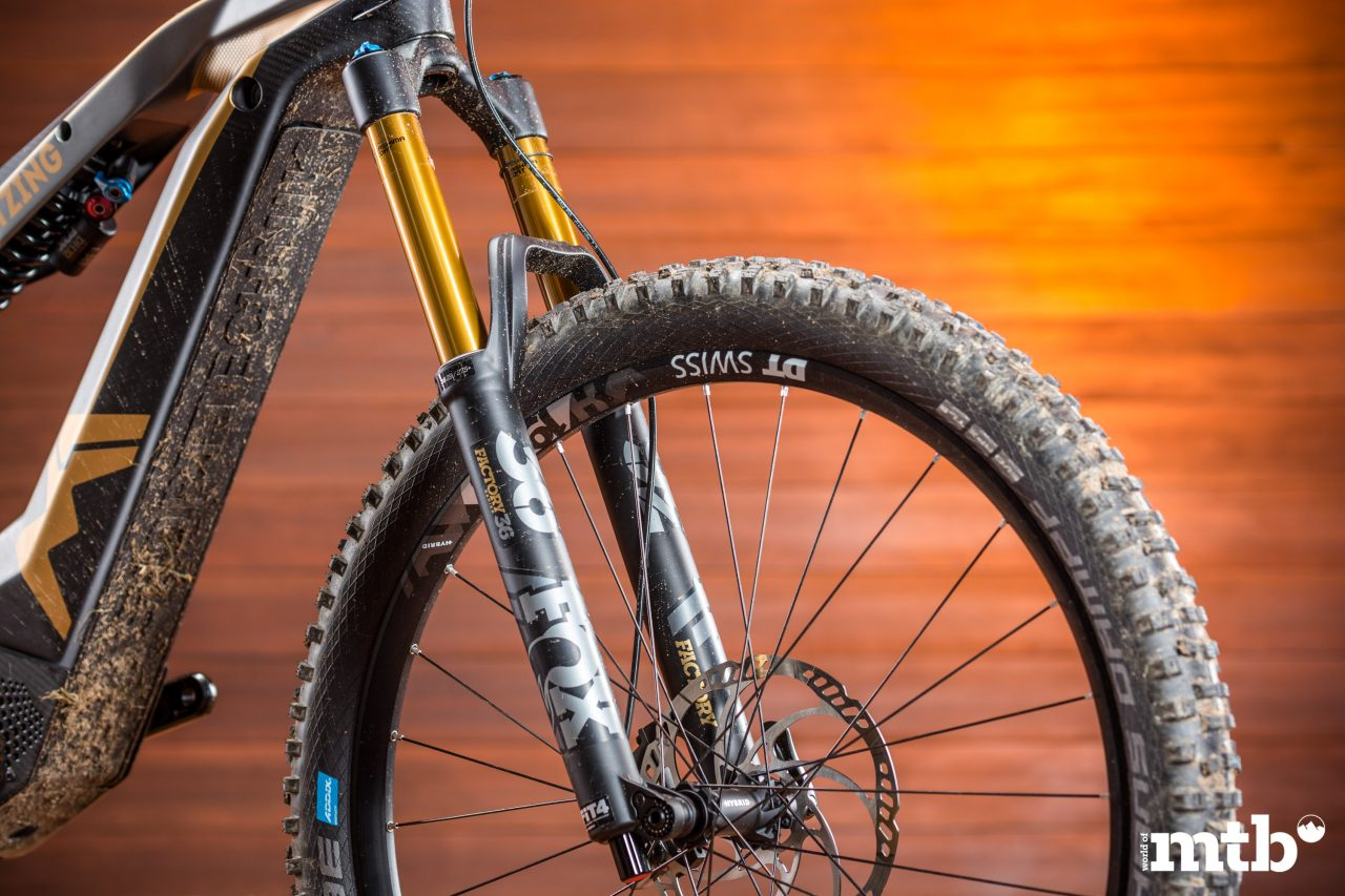 Test: M1 Das Spitzing Evolution Bobby Root Edition E-Bike 2020 Federgabel