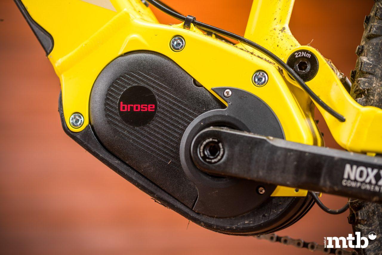Test: Nox Hybrid 7.1 Enduro Pro E-Bike 2020 Motor