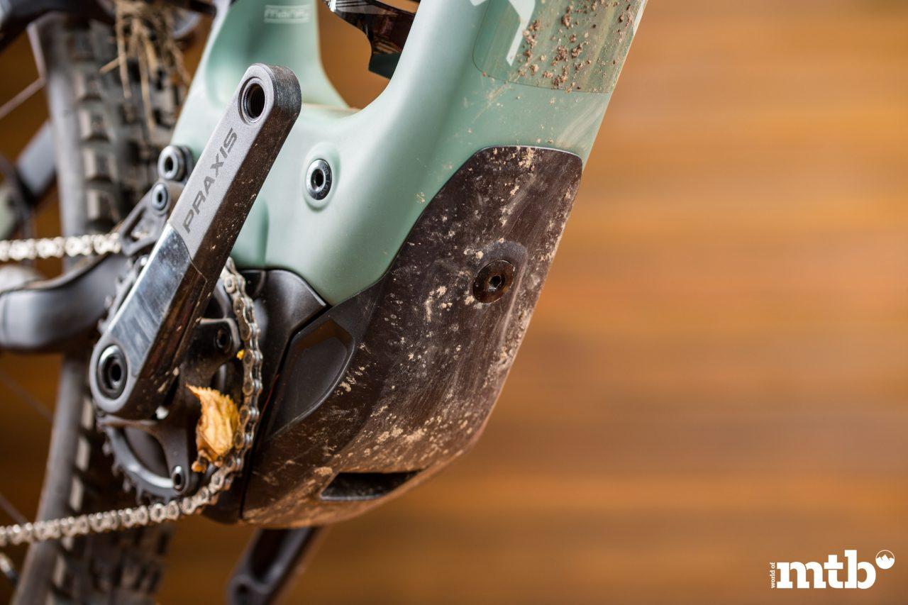 Test: Specialized Turbo Levo Expert Carbon E-Bike 2020 Akku