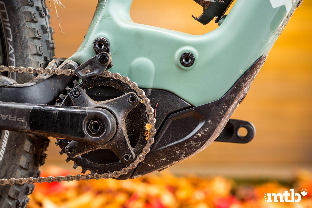 Test: Specialized Turbo Levo Expert Carbon E-Bike 2020 Motor