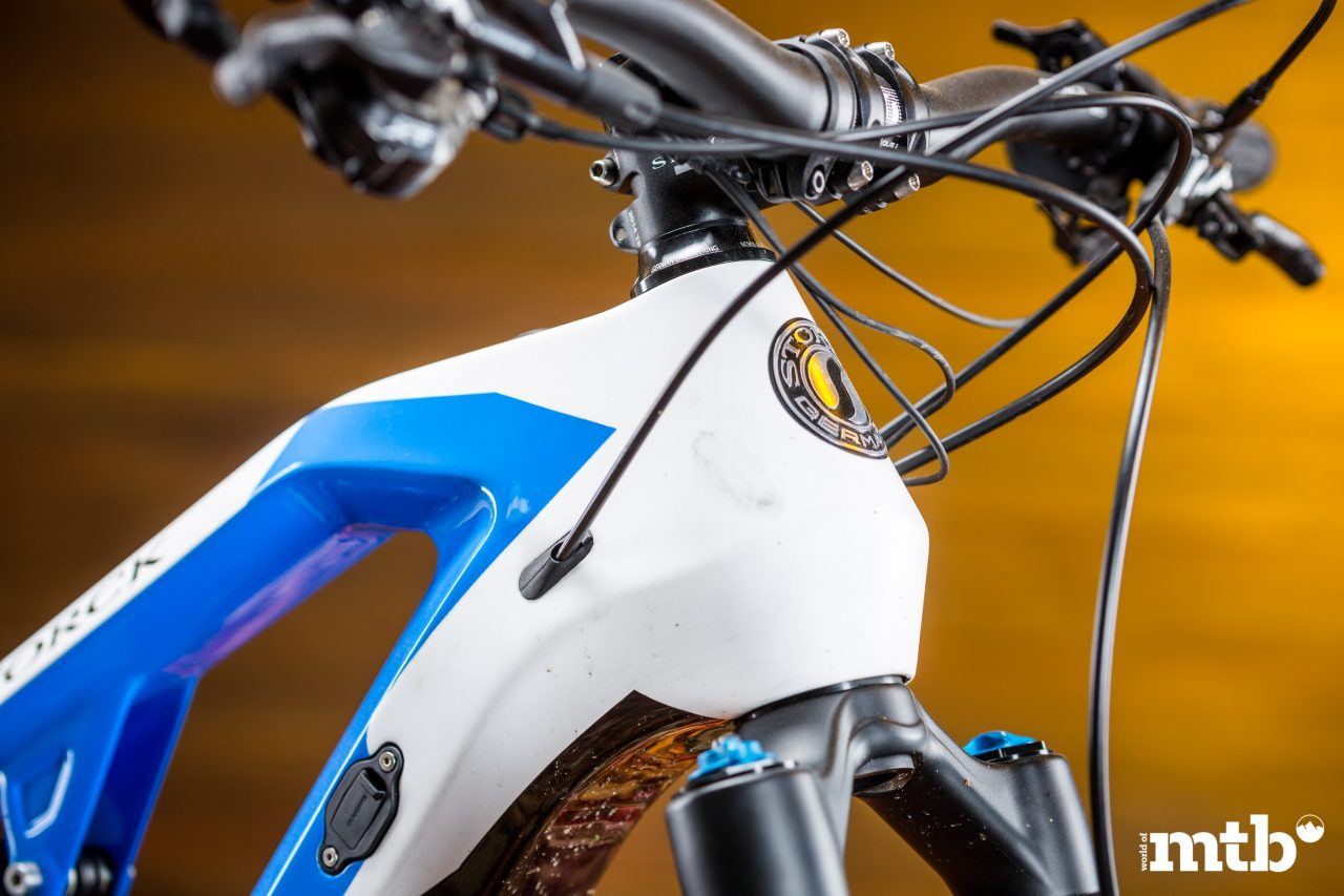 Test: Storck E:Drenalin GTS 500 E-Bike 2020 Carbon Rahmen